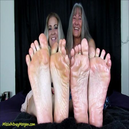 Miss Whitney Morgan, Leilani Lei - Stroke To Slick Soles Of Whitney Morgan