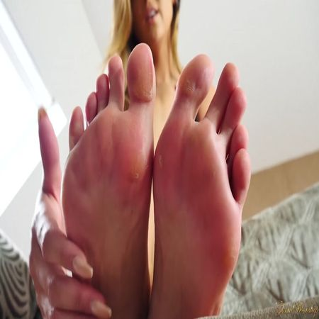 Danni King - My Foot Worshipper - Foot Fetish