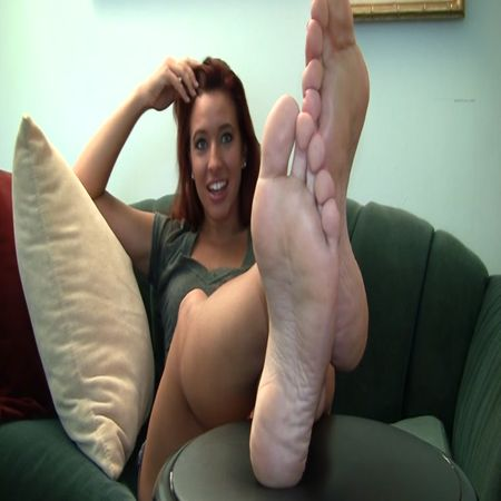 Alexis Candid Stinky Soles Part 9