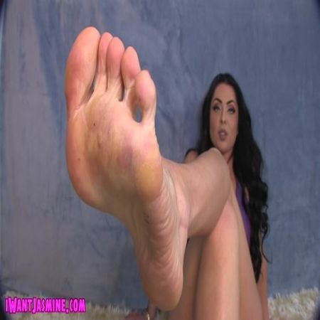 Goddess Jasmine Mendez - Cancel your Plans Footboy
