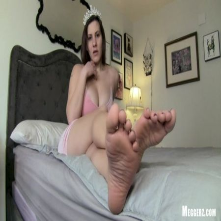 Princess Meggerz – Foot Jester