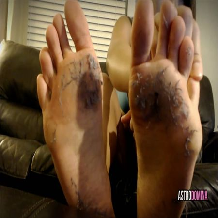 Astrodomina - MY DIRTY FOOT BITCH