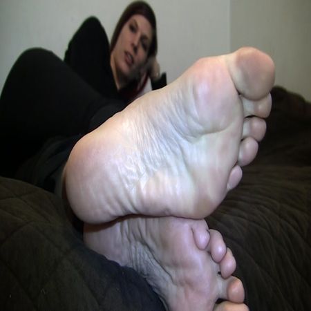 Jody's Size 10.5 Candid Stinky Soles Part 13