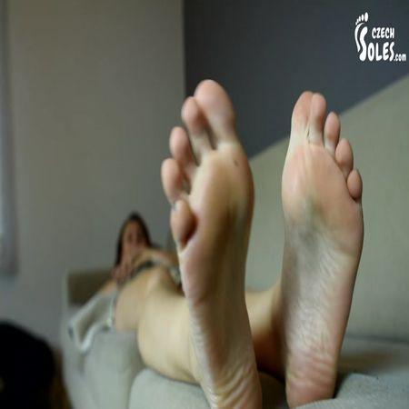 Czech Soles - Enjoy My Smelly Socks, Feet And Shoes