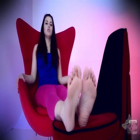Princess Ellie Idol - Foot Slave Training Plan