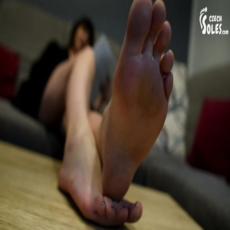 Czech Soles - Real Estate Agent Foot Worship Deal