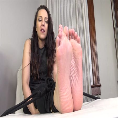 "The Tickle Room – MFYT Marie First Tickle ""Soft Feet, Sweet Giggle"" FULL AND UNCUT"