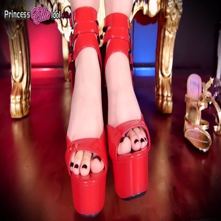 Princess Ellie Idol - Pedicure Pet II