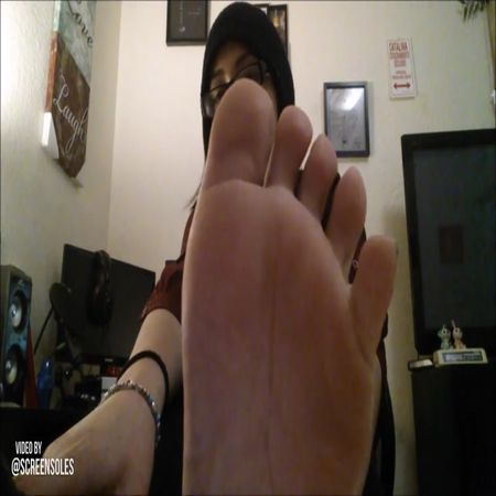 Kristina's First Foot Video