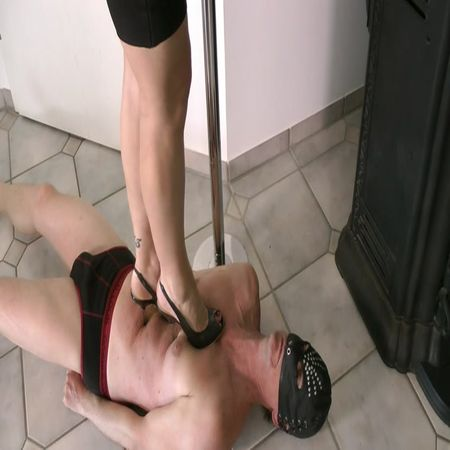Ruthless High Heels Trampling