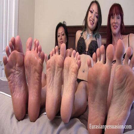 Vancouver Kinky Dominatrix - Foot Fantasy Overload