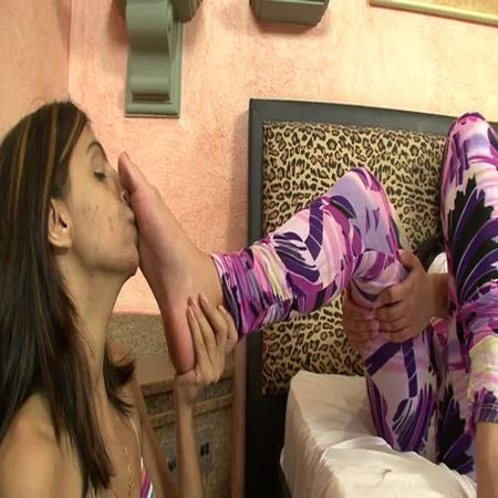 BRAZIL FEET - Clean My Smelly And Wet Feet II