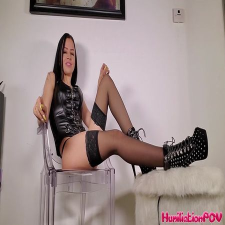 Miss Tiffany - Risky Blackmail, You Can't Resist The Rush