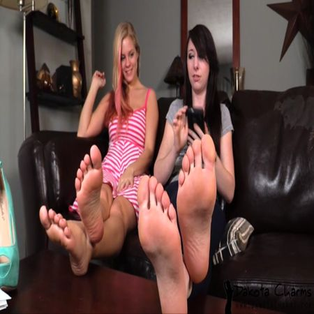 Dakota Charms, Anabelle - Foot App Change