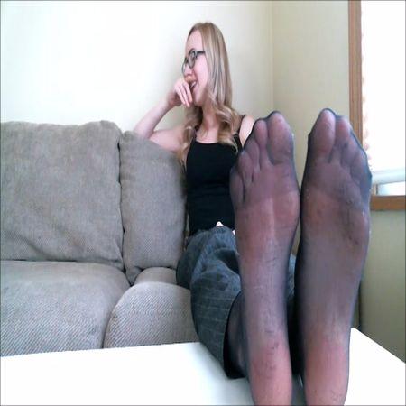 Marissa Sweet - sisters foot slave