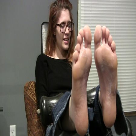 Tickled Pink – You can thank me now get ready to fall in LOVE!! New Barefoot! Audition