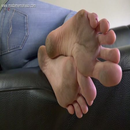 Madame Marissa - You Want To Lick Feet You Only Get Dirty Feet