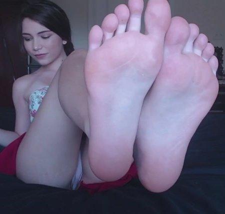 Venus Venerous - speed jerk to my perfect feet