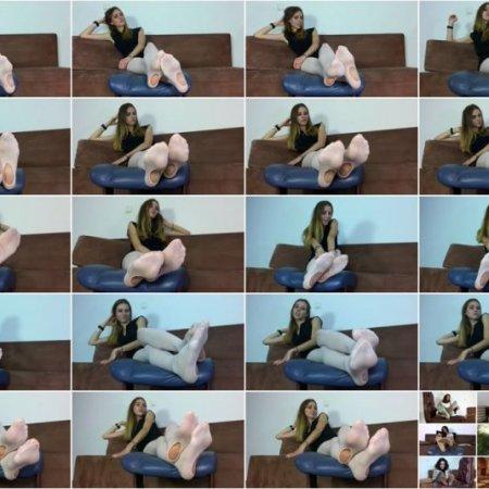 Dominant Femine - Renata - Dancer In Dancing Tights