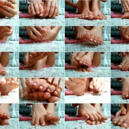 Shaye Rivers - my perfect feet