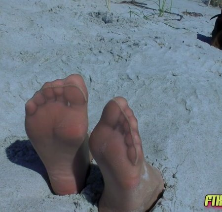 FTKL's Tickling Fantasies – High Seas Hilarity! Pt. 7 - Give Me Back My Boots!
