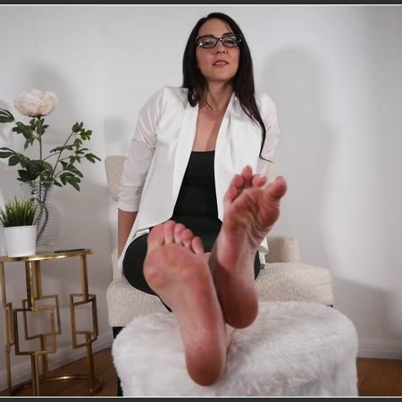 Stella Liberty - Therapy for Foot Fetish Session