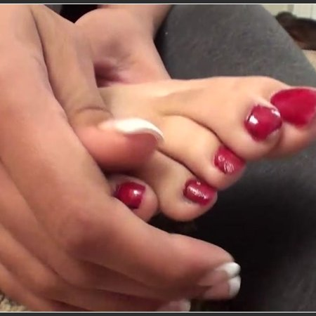 Sweet Southern Feet - Holiday Dirty Foot Slave
