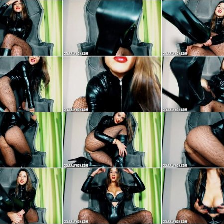 Ceara Lynch - Lick My Boots, Drink My Spit