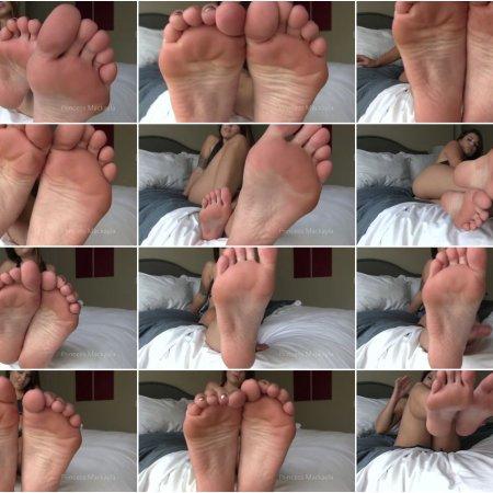 Princess Mackayla's Sinpire – Devoted to Foot Worship