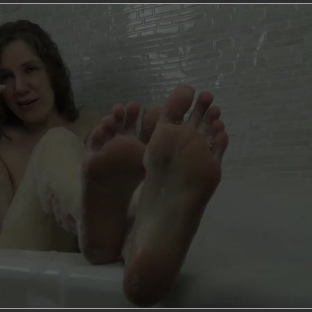 Goddess Amira - My Feet are Bigger than your Dick