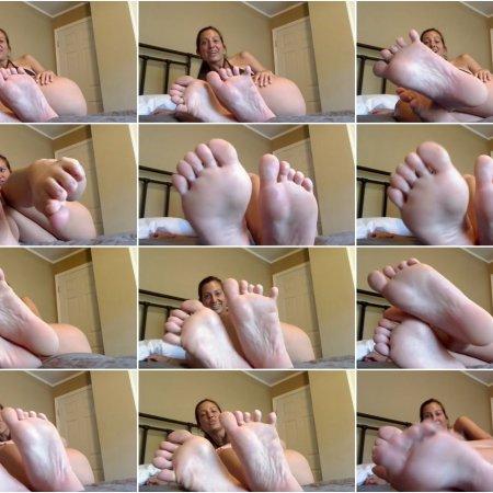Princess Fierce - Lucky Foot Stroker