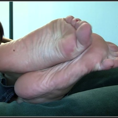Valencia's Candid Stinky Size 10.5 Soles Part 6