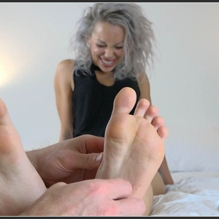 Silver Cherry – Let's Tickle Krissy's Little Feet
