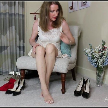 Mistress Ayn - Expensive Shoes