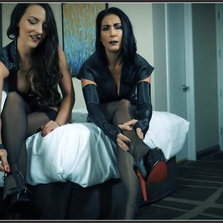 Stella Liberty - Born to Serve SPH with Raven Eve