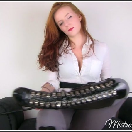 Under My Boots (Mistress Lola Ruin)