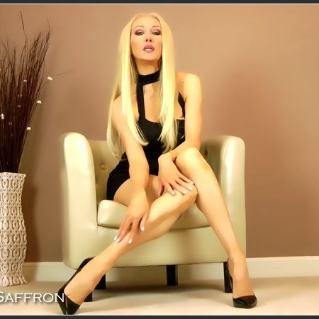 Bow to My Legs (Goddess Saffron)