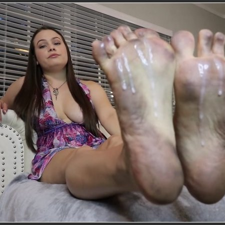 Dirty Feet Treat (Princess Ivory)