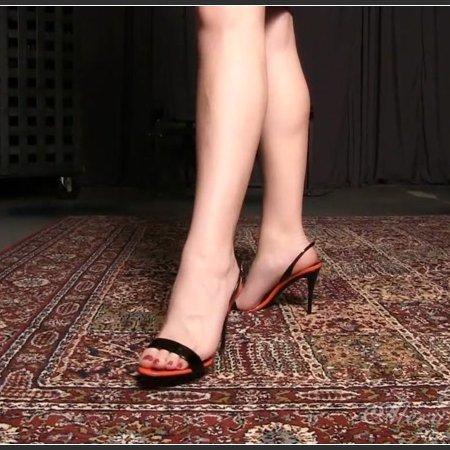 Designer Heels (Goddess Alexandra Snow)