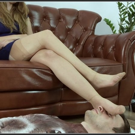 Helena - Teacher Give Lesson To A Student - Polish Language - Part 2 (Polish Mistress)