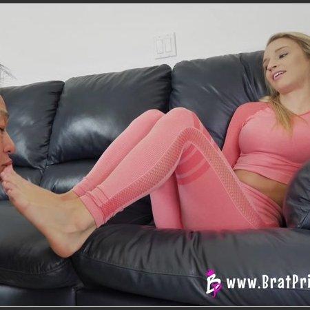 Princess Jessica – I used a foot slave and I liked it (Brat Princess 2)