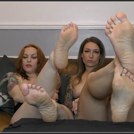 JOI for the Footboy Loser (Ava Austen)