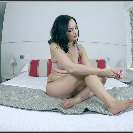 Foot massage (Faye Taylor)