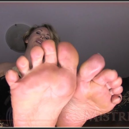 Foot Dork Humiliated (Mistress T.)