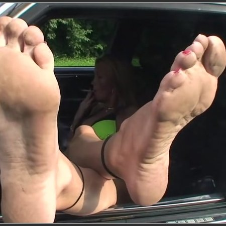 Jenna J's Car Soles (Sweet Southern Feet)