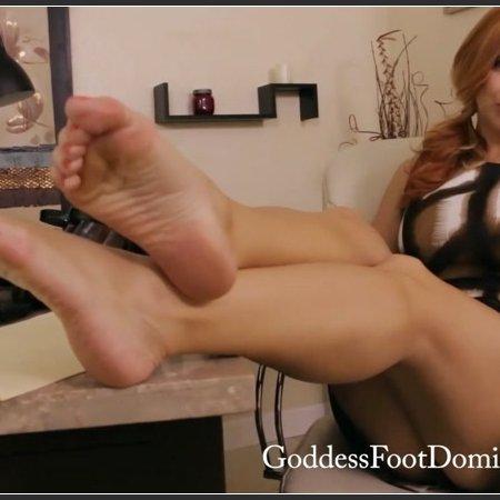 Goddess Brianna - Intern's Interview POV (Goddess Foot Domination)