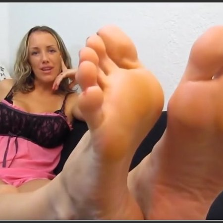 JOI To Mandy Taylor's Wiggling Toes (Better In Pairs)