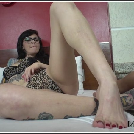 Milena Delicious Red Toes Pt.3 (Bffvideos)