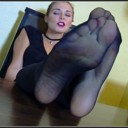 Your Dominant Young Boss Remi Demotes You to Office Foot Slave (Diva Remi)