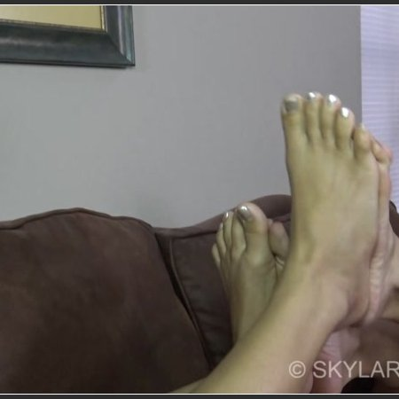 Foot Play (Skylar Rene, Sydney Thunder)